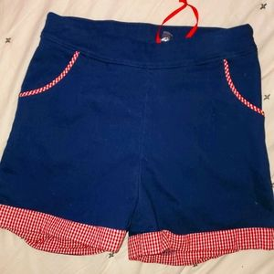 New Banned Apparel highrise shorts